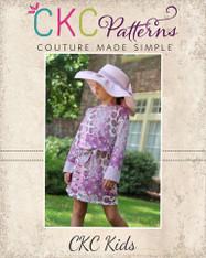 Darla's Drop Waist Dress and Tunic PDF Pattern