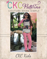 Venus Lounge Pants  PDF Pattern