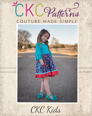 Eden's Everything Dress PDF Pattern