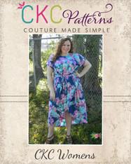 Tamara's Tulip Dress  PDF Pattern