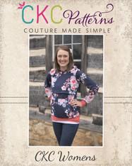 Shelley's Nursing Sweatshirt PDF Pattern