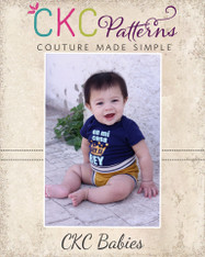 Dallin's Baby Shorties PDF Pattern