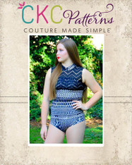 Canyon's Women's Dance Costume PDF Pattern