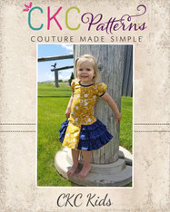 Suri's Sassy Dress PDF Pattern