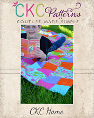Suze's Four Patch Quilt PDF Pattern