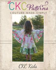 Hazel's Hippie Dress PDF Pattern