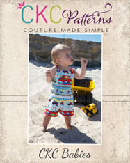 Jeffrey's Baby Summer Jumper PDF Pattern
