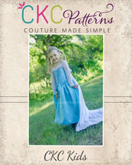 Elise's Everyday Princess Dress PDF Pattern