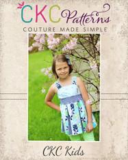 Layla's Pleated Top & Dress PDF Pattern
