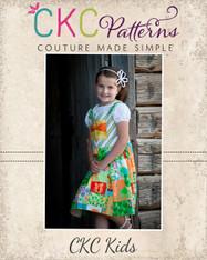 Jaclyn's Jumper Dress PDF Pattern