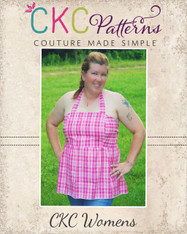 Amber's Women's Simple Halter Top and Dress PDF Pattern