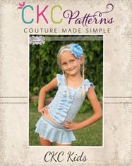 Skylie's Dance Skort PDF Pattern