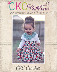 Petra's Pretty Collar Pack Crochet PDF Pattern