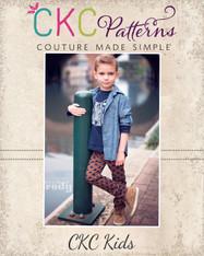 Landon's Knit Pants PDF Pattern
