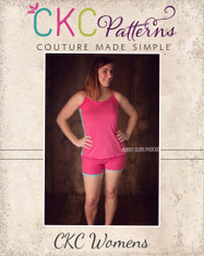 Callie's Women's Cami and Boy Shorts Set PDF Pattern