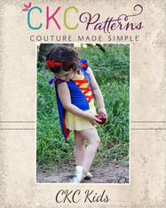 Royal's Princess Leotard PDF Pattern