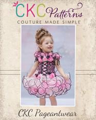Cherri's Baby Rounded Cupcake Skirt PDF Pattern