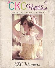Georgette's Womens Daydream Corselet  PDF Pattern