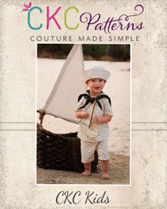 Owen's Sailor Outfit PDF Pattern
