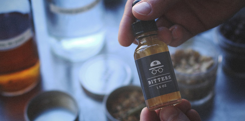 Craft Your Own Bitters: Simple Orange Bitters