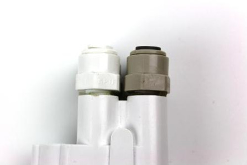 JG Grey RSR Valve Connector