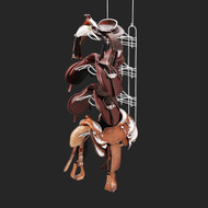 Main Frame III (with 4 Saddle Racks)