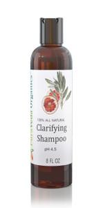 PURAVEDA CLARIFYING SHAMPOO - Organic Color Safe Clarifying Shampoo - Gentle No Sulfate Formula