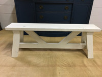 Sawhorse Bench