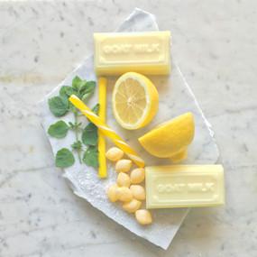 Locally Made Lemon Goat Milk Soap