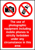 THE USE OF PHOTOGRAPHIC IS STRICTLY FORBIDDEN