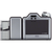89035 Fargo HDP5000 Dual-Sided Color Card Printer w/ Smartcard Encoder