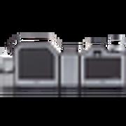 89008 Fargo HDP5000 Dual-Sided Color ID Card Printer w/ Dual Laminate