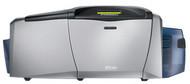 Fargo DTC400e Dual-Sided Color Card Printer w/ Mag Encoder & Smartcard