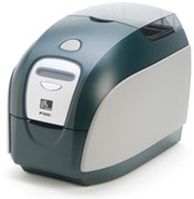 P100i-0000A-ID0 Zebra P100i Single-Sided Color ID Card Printer w/ USB
