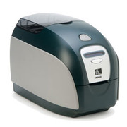 P100i-0M10A-ID0 Zebra P100i Single-Sided Color ID Card Printer w/ USB & Mag Encoder