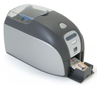 Zebra P110m Single-Sided Mono ID Card Printer w/ USB & Mag Encoder