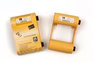 800033-840 Zebra YMCKO full color ribbon 200 images for ZXP Series 3 card printer