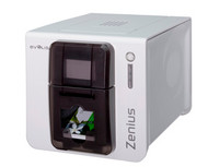 EVOLIS, ZENIUS EXPERT, BROWN, WITHOUT OPTION, USB & ETHERNET
