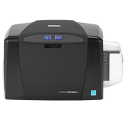 FARGO DTC1000Me MONOCHROME ID CARD PRINTER WITH ETHERNET AND ISO MAG ENCODER