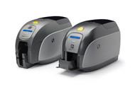 Zebra ZXp Series 1 Single-Sided Card Printer, USB, Color Media Starter Kit