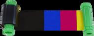 Pointman YMCKO Half Panel Color Ribbon 400 prints 900-66200670-170
