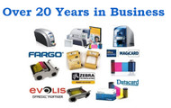 ALL ID has used printers for sale call ----- 800-688-6873 for what we have today!
