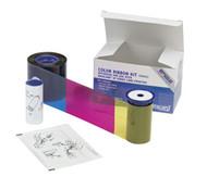 552854-504 Datacard SP35, SP55 & SP75 ID Card Printer YMCKT Color Ribbon