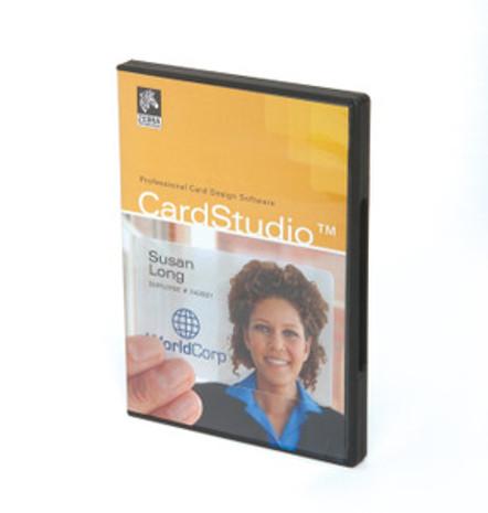 ZMotif CardStudio Card Printer Software (Standard)