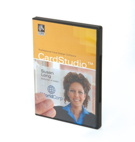 ZMotif CardStudio Card Printer Software (Classic)