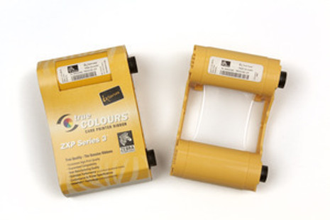 800033-350 Zebra ix Series high capacity color ribbon for ZXP Series 3 KdO 700 images