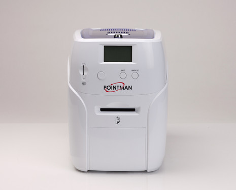 Pointman Nuvia N10 single side printer with contactless chip encoding ‐ USB & Ethernet N10-10030ETN