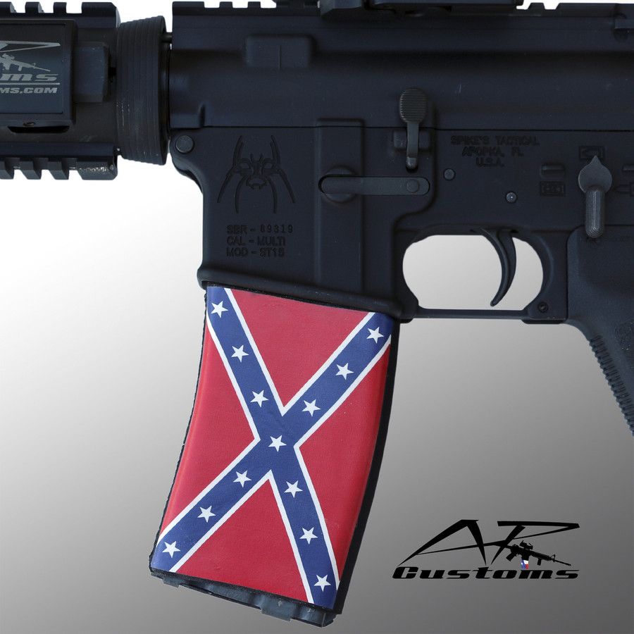 CONFEDERATE FLAG SOC