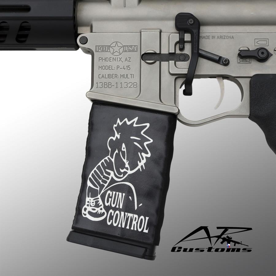 CALVIN/ GUN CONTROL