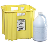 HASA CHEMICALS | 1 4x GALLONS SANI-CLOR RETURNABLE | 01041 | Liquid Chlorine